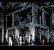 Royal Opera Don Giovanni