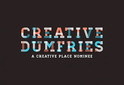 Creative Dumfries is the Creative Place bid from Dumfries