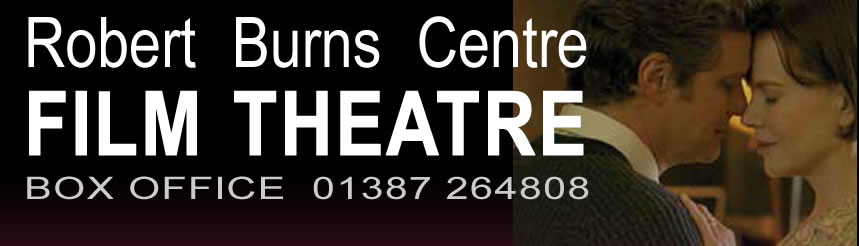 robert burns centre film theatre